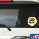 Social Distancing Sticker & Decal