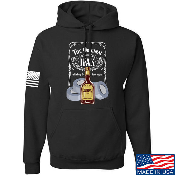 Skinny Medic The Original IFAK Hoodie Hoodies Small / Black by Ballistic Ink - Made in America USA