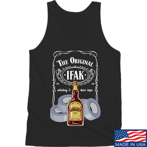 Skinny Medic The Original IFAK Tank Tanks SMALL / White by Ballistic Ink - Made in America USA