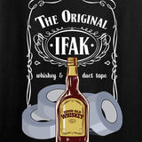 Skinny Medic The Original IFAK Long Sleeve T-Shirt Long Sleeve [variant_title] by Ballistic Ink - Made in America USA