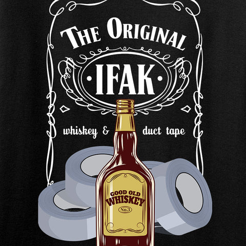 Skinny Medic The Original IFAK T-Shirt T-Shirts [variant_title] by Ballistic Ink - Made in America USA