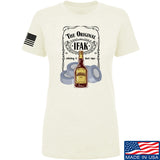 Skinny Medic Ladies The Original IFAK T-Shirt T-Shirts SMALL / Cream by Ballistic Ink - Made in America USA
