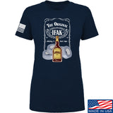 Skinny Medic Ladies The Original IFAK T-Shirt T-Shirts SMALL / Navy by Ballistic Ink - Made in America USA