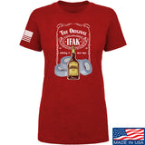 Skinny Medic Ladies The Original IFAK T-Shirt T-Shirts SMALL / Red by Ballistic Ink - Made in America USA