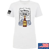 Skinny Medic Ladies The Original IFAK T-Shirt T-Shirts SMALL / White by Ballistic Ink - Made in America USA