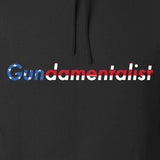 The Gun Collective Flag Gundamentalist Hoodie Hoodies [variant_title] by Ballistic Ink - Made in America USA