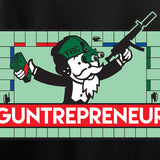 The Gun Collective Guntrepreneur Long Sleeve T-Shirt Long Sleeve [variant_title] by Ballistic Ink - Made in America USA