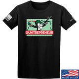 The Gun Collective Guntrepreneur T-Shirt T-Shirts Small / Black by Ballistic Ink - Made in America USA