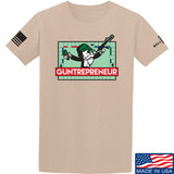 The Gun Collective Guntrepreneur T-Shirt T-Shirts Small / Sand by Ballistic Ink - Made in America USA
