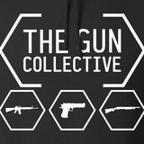 The Gun Collective The Gun Collective Chest Logo Hoodie Hoodies [variant_title] by Ballistic Ink - Made in America USA