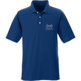 The Gun Collective The Gun Collective Logo Polo Polos Small / True Royal by Ballistic Ink - Made in America USA
