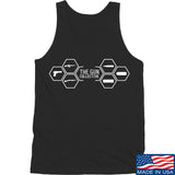 The Gun Collective The Gun Collective Full Logo Tank Tanks SMALL / Black by Ballistic Ink - Made in America USA