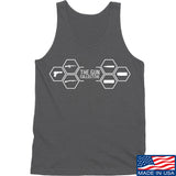 The Gun Collective The Gun Collective Full Logo Tank Tanks SMALL / Charcoal by Ballistic Ink - Made in America USA