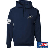 Tactical Rifleman Chest Logo Hoodie