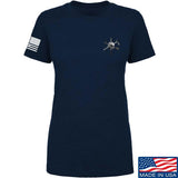 Ladies Tactical Rifleman Chest Logo T-Shirt