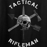 Ladies Tactical Rifleman Full Logo T-Shirt