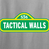 Tactical Walls Tactical Walls In Sesame Street Tank Tanks [variant_title] by Ballistic Ink - Made in America USA