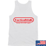 Tactical Walls Tactical Walls Nintendo Tank Tanks SMALL / White by Ballistic Ink - Made in America USA