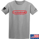 Tactical Walls Tactical Walls Nintendo T-Shirt T-Shirts Small / Light Grey by Ballistic Ink - Made in America USA