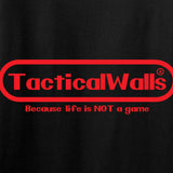 Tactical Walls Ladies Tactical Walls Nintendo V-Neck T-Shirts, V-Neck [variant_title] by Ballistic Ink - Made in America USA