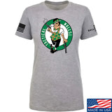 Tactical Walls Ladies Tactical Celtic Guy T-Shirt T-Shirts SMALL / Light Grey by Ballistic Ink - Made in America USA