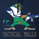 Tactical Walls Tactical Fighting Irish Hoodie Hoodies [variant_title] by Ballistic Ink - Made in America USA