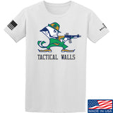 Tactical Walls Tactical Fighting Irish T-Shirt T-Shirts Small / White by Ballistic Ink - Made in America USA