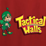 Tactical Walls Tactical Lucky Charm T-Shirt T-Shirts [variant_title] by Ballistic Ink - Made in America USA