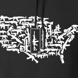 Tactical Walls United States of Awesome Hoodie Hoodies [variant_title] by Ballistic Ink - Made in America USA