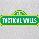 Tactical Walls Ladies Tactical Walls In Sesame Street V-Neck T-Shirts, V-Neck [variant_title] by Ballistic Ink - Made in America USA