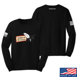 Tattooed n Southern Tattooed n Southern Logo Long Sleeve T-Shirt Long Sleeve Small / Black by Ballistic Ink - Made in America USA