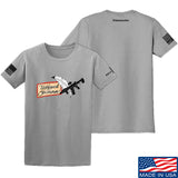 Tattooed n Southern Tattooed n Southern Logo T-Shirt T-Shirts Small / Light Gray by Ballistic Ink - Made in America USA