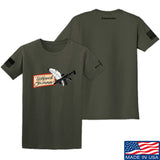 Tattooed n Southern Tattooed n Southern Logo T-Shirt T-Shirts Small / Military Green by Ballistic Ink - Made in America USA