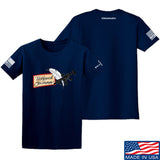 Tattooed n Southern Tattooed n Southern Logo T-Shirt T-Shirts Small / Navy by Ballistic Ink - Made in America USA