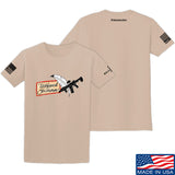 Tattooed n Southern Tattooed n Southern Logo T-Shirt T-Shirts Small / Sand by Ballistic Ink - Made in America USA