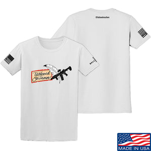 Tattooed n Southern Tattooed n Southern Logo T-Shirt T-Shirts Small / Charcoal by Ballistic Ink - Made in America USA