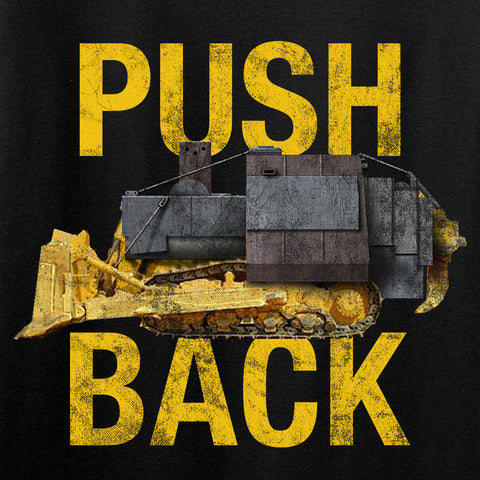 704 Tactical Push Back T-Shirt T-Shirts [variant_title] by Ballistic Ink - Made in America USA