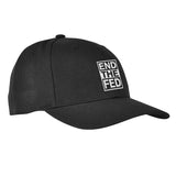 9mmsmg End The Fed Snapback Cap Headwear [variant_title] by Ballistic Ink - Made in America USA