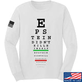 Epstein Didn't Kill HImself Long Sleeve T-Shirt