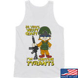 Hunting Tyrants Tank