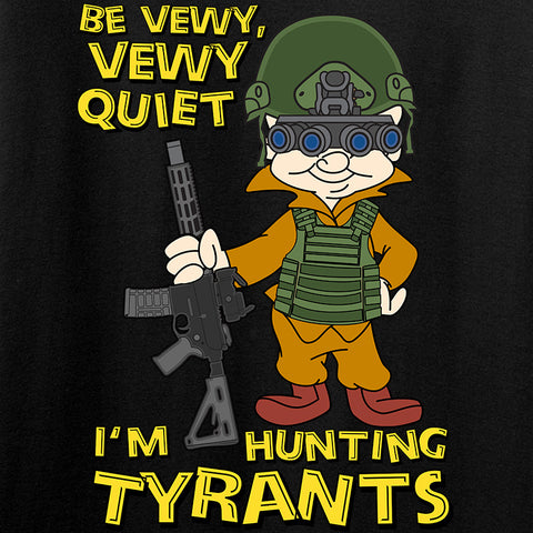 Hunting Tyrants Long Sleeve T-Shirt