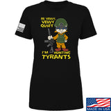 Ladies Hunting Tyrants T-Shirt