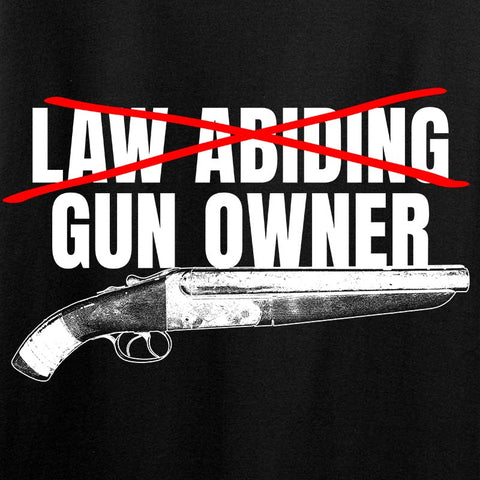 Law Abiding Gun Owner T-Shirt