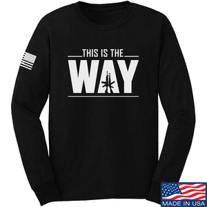 This Is The Way Long Sleeve T-Shirt [MAC]