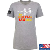 American Gun Chic Ladies Say Red Flag Laws Again T-Shirt T-Shirts SMALL / Light Grey by Ballistic Ink - Made in America USA