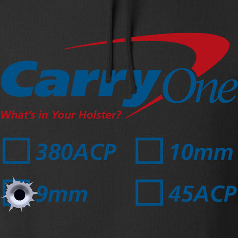 Carry One: What's In Your Holster? Hoodie