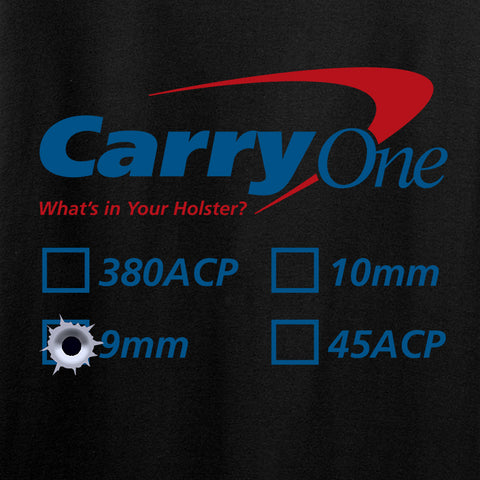 Carry One: What's In Your Holster? Long Sleeve T-Shirt