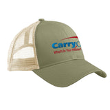 Carry One Snapback Trucker Cap