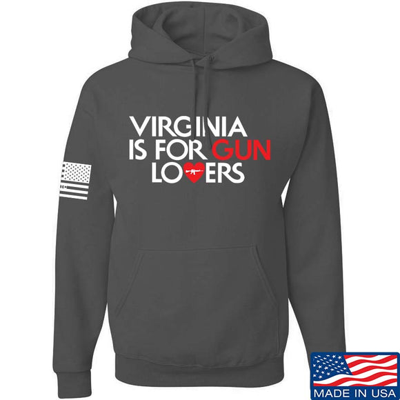 Virginia Is For Gun Lovers Hoodie