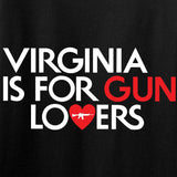 Virginia Is For Gun Lovers Long Sleeve T-Shirt